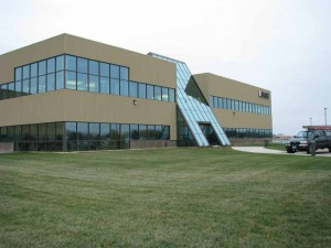Manufacturing Facility Window Cleaning